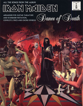 Picture of IRON MAIDEN DANCE OF DEATH Guitare Tablature