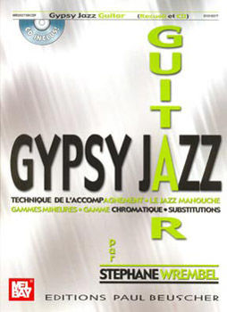 Picture of GIPSY GUITAR +CDgratuit  Guitare Tablature