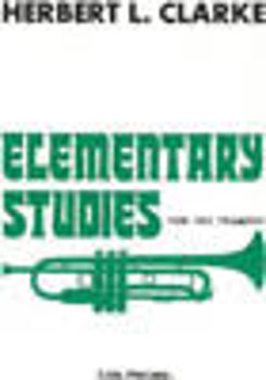 Image de CLARKE F. Elementary Studies Trompette
