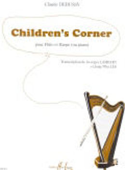 Picture of DEBUSSY CHILDREN'S CORNER+HARP Flute Traversière