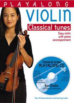 Picture of PLAY ALONG CLASSICAL TUNES Easy +CDgratuit Violon+piano