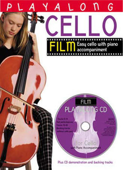 Picture of PLAY ALONG FILM +CD Violoncelle +piano