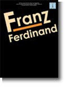 Image de FRANZ FERDINAND Guitare Tablature