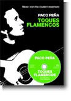 Picture of PACO PENA TOQUES FLAMENCOS +CDgratuit Guitare Classique