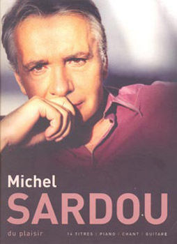 Picture of SARDOU DU PLAISIR Piano Voix Guitare COLLECTOR
