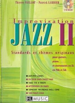 Picture of VAILLOT LARBIER IMPRO JAZZ VOL2 +CD(gratuit)