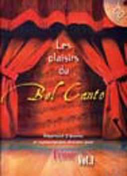 Picture of BEL CANTO TENOR VOL1 +CD(gratuit)