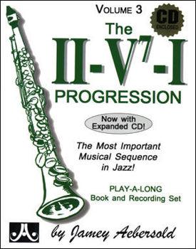 Picture of AEBERSOLD 003 IIV7 I PROGRESSIVE+CD(gratuit)