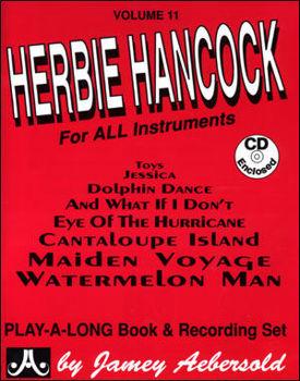 Picture of AEBERSOLD 011 HERBIE HANCOCK +CD(gratuit)
