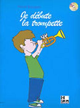 Image de BOURGUET JE DEBUTE LA TROMPETTE +CD(gratuit)