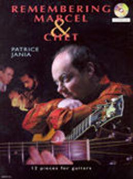 Image de JANIA REMENBERING MARCEL & CHET +CDgratuit Guitare Tablature