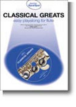 Picture of GUEST SPOT JUNIOR Classical Flute Traversière BK +CDgratuit
