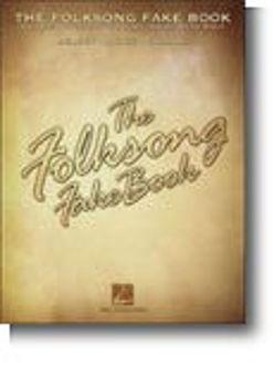 Image de THE FOLKSONG FAKE BOOK