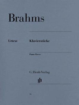 Image de BRAHMS PIECES OP76/79/116-119 Piano