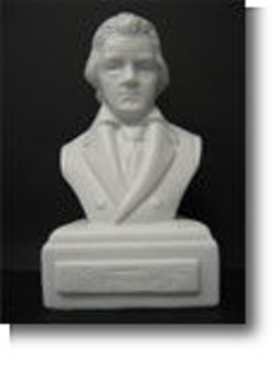 Picture of BUSTE BEETHOVEN PORCELAINE