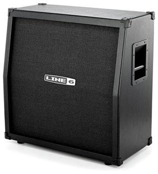 Image de Enceinte Guitare Electrique LINE6 SPIDER II Cab 4*12 MKII Celestion Custom