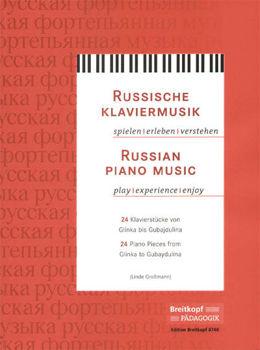 Image de GROSSMAN RUSSISCHE KLAVIERMUSIK Piano