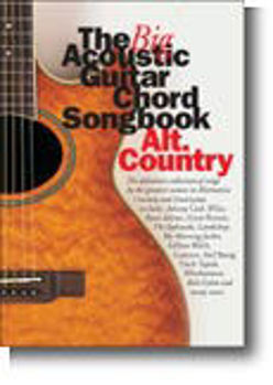 Picture of BIG ACOUSTIC GUITARE CHORD SGBK ALT COUNTRY Tablature