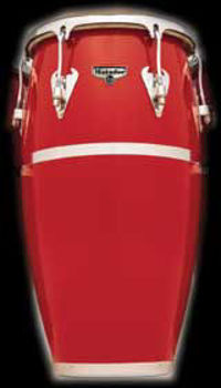 """Picture of Congas 11 3/4"""" LP MATADOR ROUGE TRSP  Latin Percussion"""