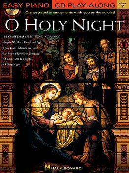 Image de EASY PIANO CD PLAYALONG V07 O HOLY NIGHT+CDgratuit Piano