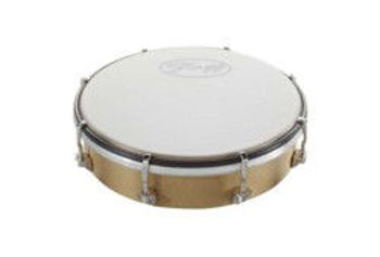 """Picture of Tambourin 8"""" Peau Synthetique A MAIN ACCORDABLE 20cm"""