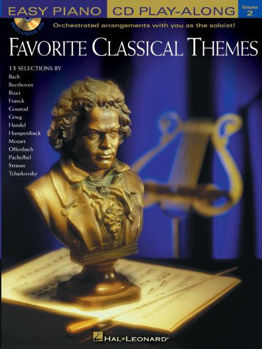 Image de EASY Piano PLAYALONG V02 Favoris Classical Themes + CDgratuit
