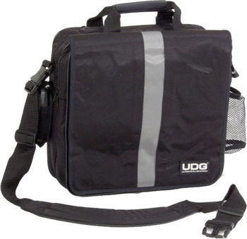 Picture of COURIERBAG DELUXE BLACK Equipement DJ