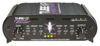 Image de Preampli Micro/Inst à Lampe ART MP PROJECT 12AX7 1canal OCCASION