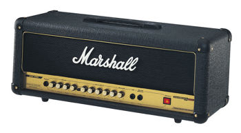 Image de Tete Amplificateur Guitare Electrique MARSHALL 50W REV AVT50H ampli D/