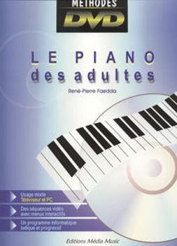 Picture of METHODE Piano ADULTES FAEDDA V1+(DVD gratuit)