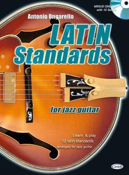 Picture of ONGARELLO LATIN STANDARD JAZZ Guitare Tablature+ CD gratuit