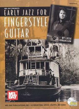 Image de EARLY JAZZ FOR FINGERSTYLE Guitare +CDgratuit Tablature