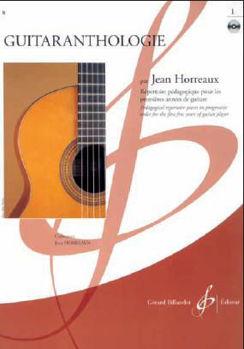 Picture of GUITARANTHOLOGIE V1 +CDgratuit Guitare Classique
