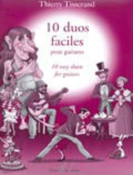 Image de TISSERAND DUO FACILES 10 Guitare Classique