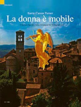 Picture of LA DONNA E MOBILE BARRIE CARSON pour Quatuor a cordes.