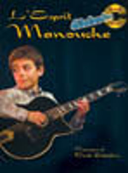 Picture of ESPRIT MANOUCHE DEBUTANT ROMANE ET DEREK +CDgratuit Guitare Tablature
