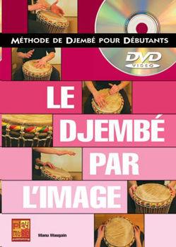 Picture of MAUGAIN DJEMBE PAR L'IMAGE+DVDgratuit