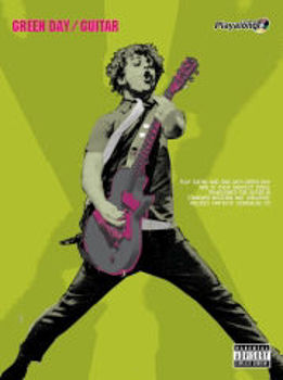 Image de Authentic Playalong GREEN DAY GUITARE +CDgratuit Guitare Tablature