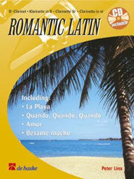 Picture of ROMANTIC LATIN PETER LINX Clarinette
