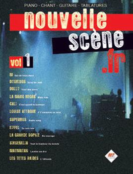 Picture of NOUVELLE SCENE FRANCAISE VOL1 Guitare Tablature
