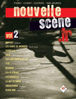 Picture of NOUVELLE SCENE FRANCAISE VOL2 Guitare Tablature