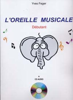 Image de FEGER L'OREILLE MUSICALE +CD