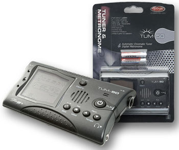 Picture of Accordeur & Metronome TUM-50 DG GRIS FONCE