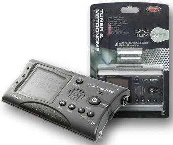 Picture of Accordeur & Metronome STAGG TUM-50RC DG RECHARGEABLE