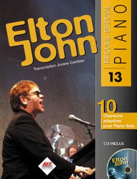 Image de ELTON JOHN SPECIAL PIANO N13 +CDgratuit