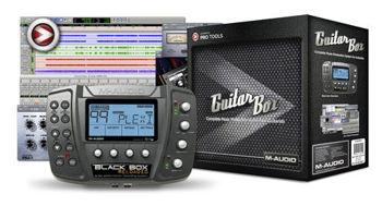 Picture of GUITARBOX M-Audio Systeme de composition et d'enregistrement pour guitariste D/