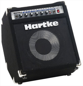 Picture of Amplificateur Basse HARTKE Série A A35 35W 1x10""