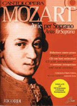 Image de CANTOLOPERA MOZART ARIE SOPRANO +CD