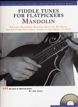 Picture of FIDDLE TUNES FOR FLATPICKERS MANDOLINE TABL +CDgratuit