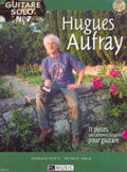 Picture of AUFRAY Hugues GUITARE SOLO N°7 Tablature +CD Gratuit